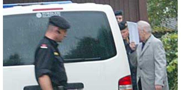 Anklage gegen Josef Fritzl rechtskräftig