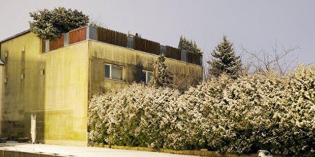 Fritzl-Keller wird zugeschüttet