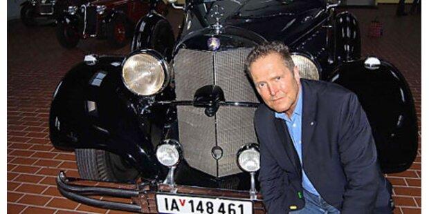Russ. Milliardär will Hitler-Auto kaufen