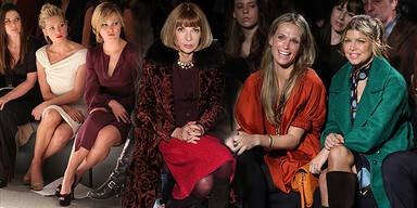 New York Fashion Week: Stars in der Front Row
