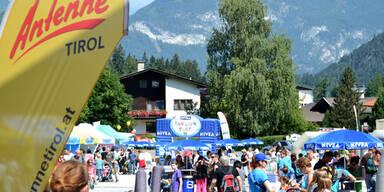 Die Antenne Tirol in Reith im Alpbachtal