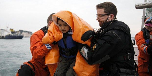 Frontex: Zu wenig Personal für Türkei-Deal