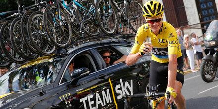 Tour de France: Froome darf doch antreten