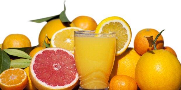 So wenig Frucht steckt in Ihrem Frühstückssaft