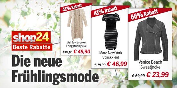 Shop24 Anzeige