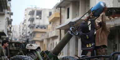 USA und Türkei rüsten syrische Rebellen auf