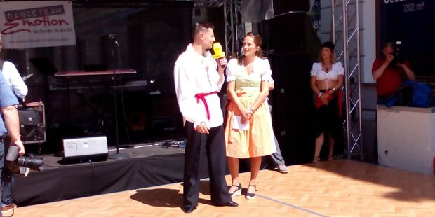 Das war das Altstadtfest Linzer Gasse