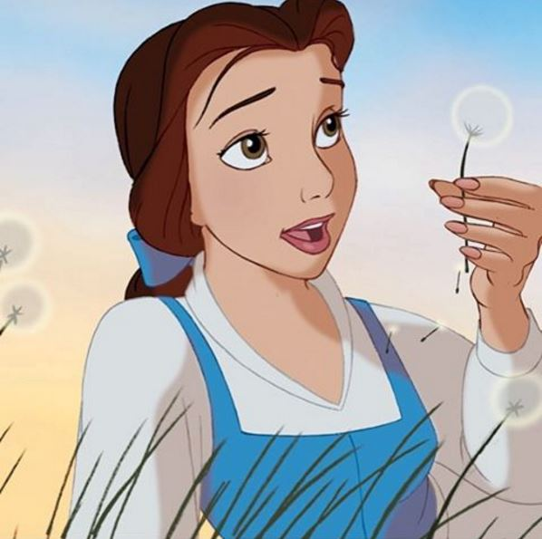 Disney Belle