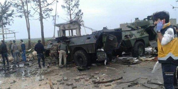 Türkei: Tote nach Autobomben Anschlag