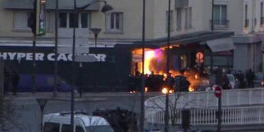 Die Paris-Terroristen sind tot