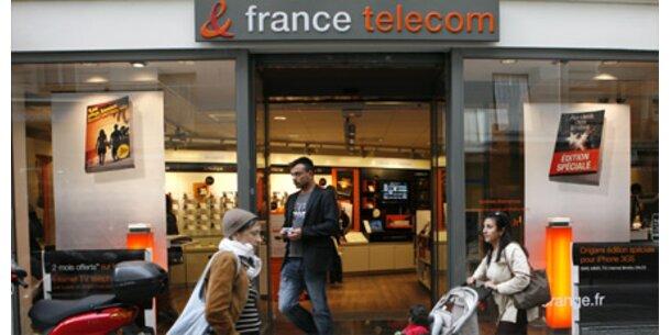 Wieder Selbstmord bei der France Telecom