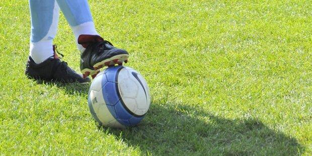 Trauer nach Tod von jungem Fußballer