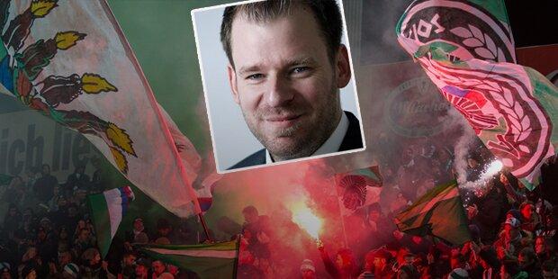 Rudi Fußi mit Wut-Posting gegen Rapid