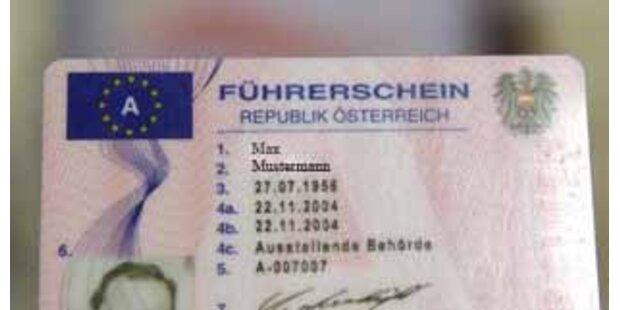 Führerschein-Vormerksystem bei vielen unbekannt