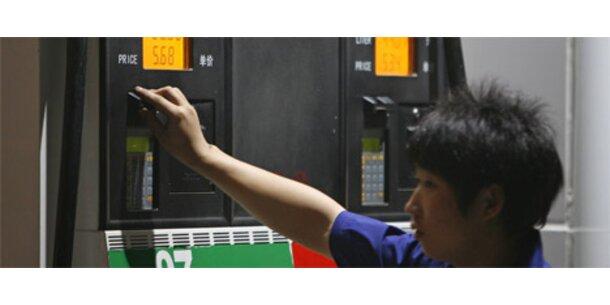 China hebt Spritpreise drastisch an