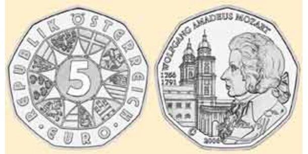 5-Euro-Münze soll bekannter werden