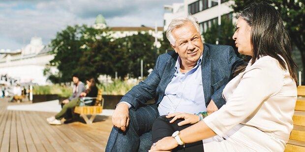 Vassilakou: »Rot-Grün in Wien muss weitergehen«