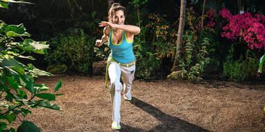 Top-Body mit Capoeira