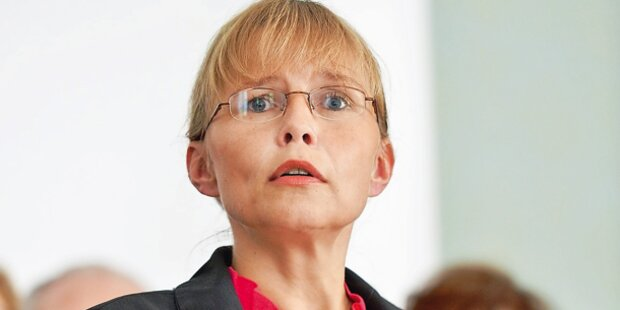 Ex-Ministerin Karl in VP ausgebremst