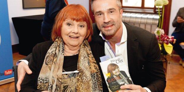 Elfriede Ott: Auf die