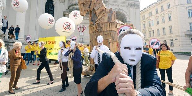 Killt Wahl das Anti-CETA-Begehren?