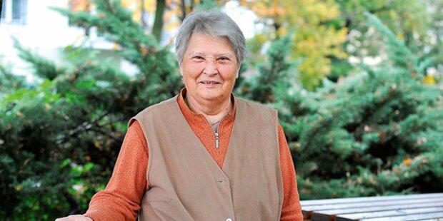 Oma (82) verhinderte Bankraub