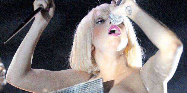 Nach Wien verzauberte Lady Gaga Köln