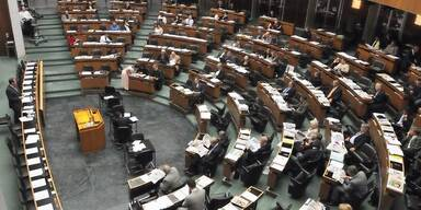 TBC-Alarm im Parlament