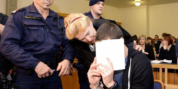 Lebenslange Haft für brutalen Serienräuber
