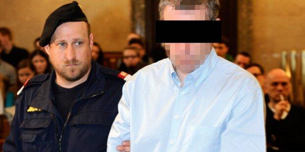 Mord an Mutter (73): 8 Jahre Haft für Sohn