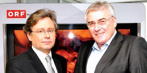 Staatsanwalt verhört jetzt ORF-Direktoren