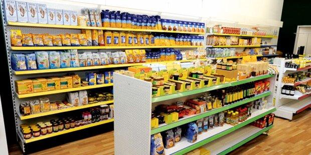Erster Allergiker-Supermarkt öffnet