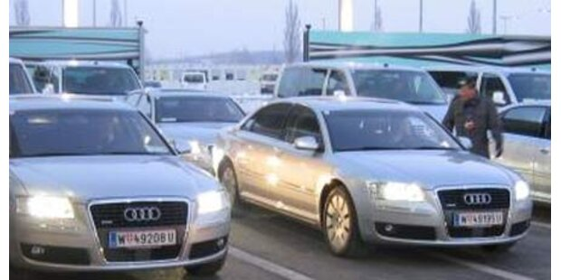Weniger Dienstautos für die Stadt Salzburg