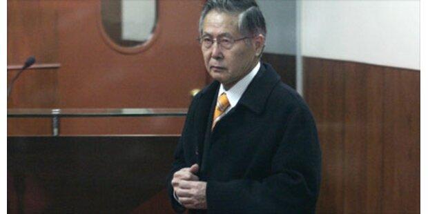 Fujimori auch der Korruption schuldig
