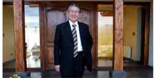 Ex-Präsident Fujimori ausgeliefert