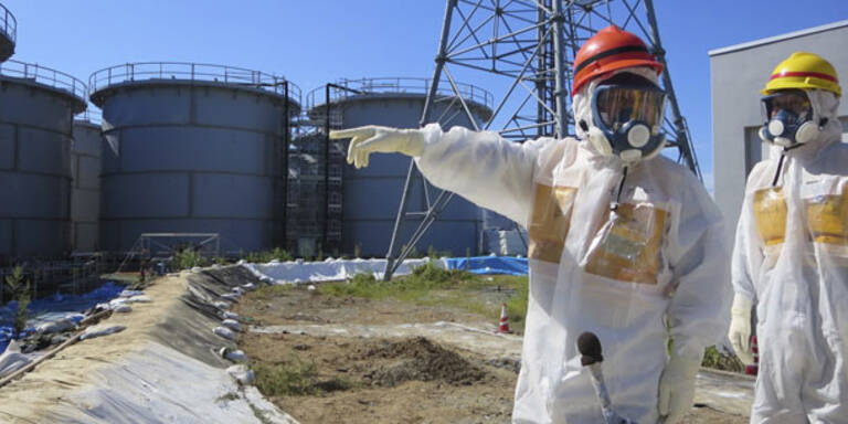 Fukushima-Leck: Gefahrenstufe angehoben