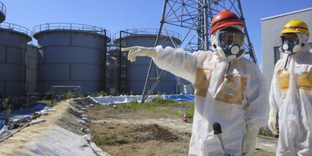 Tepco setzt weiter auf Atomstrom