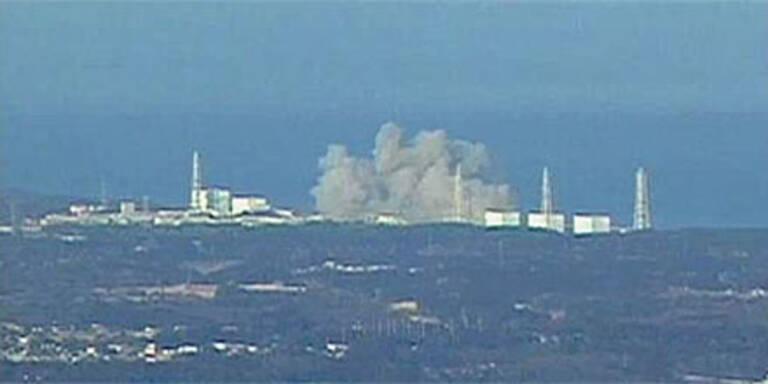 Kernschmelze in drei Reaktoren droht