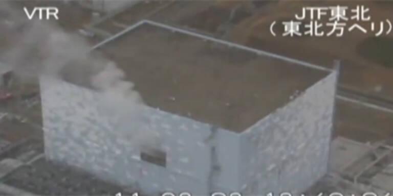 Japan gibt Reaktor 2 auf