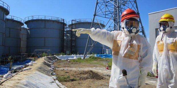 Fukushima: Strahlung auf neuem Rekordhoch