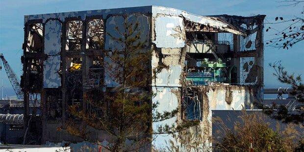 Fukushima: Radioaktives Wasser läuft aus
