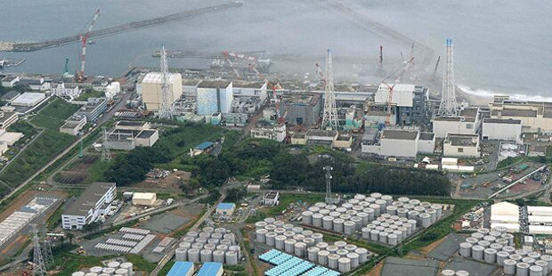 Erneut Panne in Fukushima