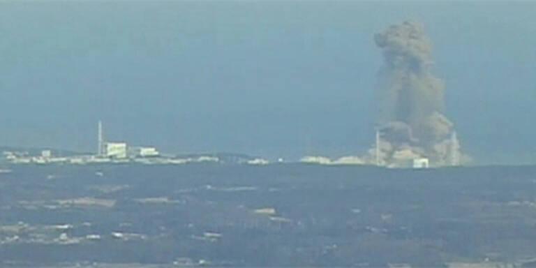 Zweite Explosion in japanischem AKW