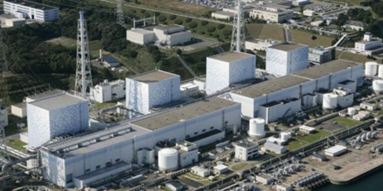 Im AKW Fukushima droht Kernschmelze