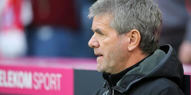 Trainerwechsel bei Köln: Funkel übernimmt