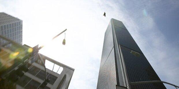 1,6 km hoher Wolkenkratzer geplant