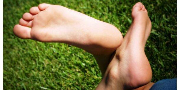 So gut tut eine Fußreflexzonenmassage