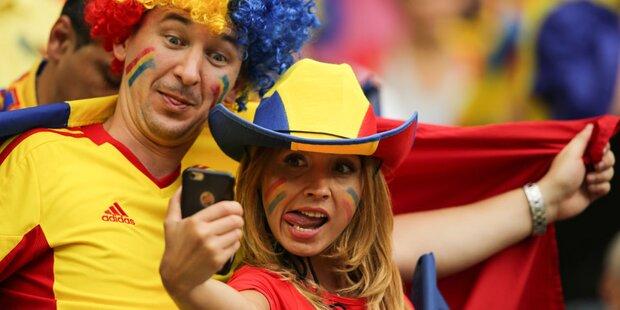 Achtung: Teures Roaming bei der Fußball-WM