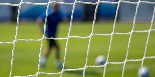 Corona-Tests: Liga mit Aktion scharf