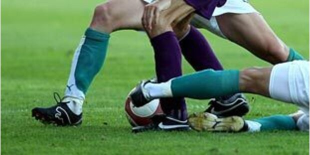 Fußball-Fieber zum Ausschwitzen